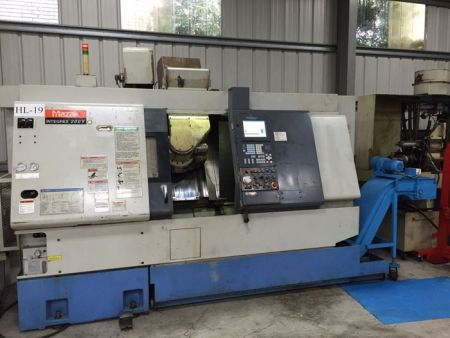 MAZAK INTERGREX 200Y CNC TURNING-MILL MACHINE