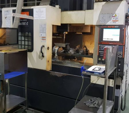 MAZAK NEXUS 510C-II CNC VERTICAL MACHINING CENTER