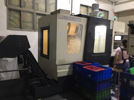 HARTFORD CNC Machining Centers - MVP-10 HARTFORD CNC Machining Centers