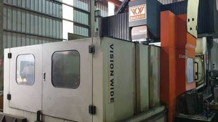 VTEC CNC Double Column Machining Centre - NF-3223AC VTEC CNC Double Column Machining Centre
