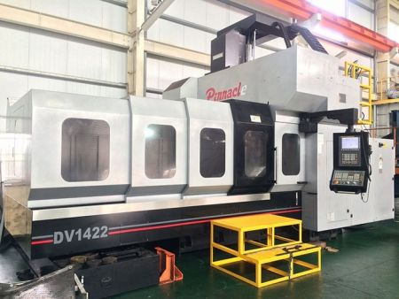 PINNACLE DV-1422 CNC DOUBLE COLUMN MACHINING CENTER
