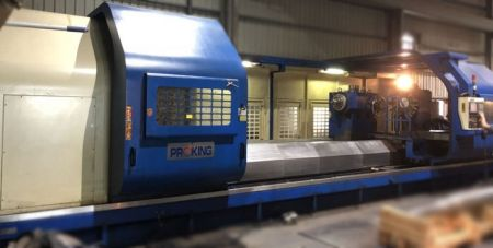 PROKING KAN7009062 HEAVY DUTY CNC LATHE