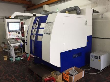 ROLLOMATIC 629XS TOOL GRINDER_2015