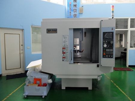 SEHO SF-700 CNC VERTICAL MACHINING CENTER