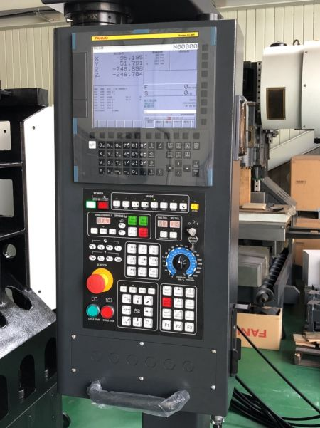 SEHO TECH Double Spindle Double ATC Vertical Machining Center_Controller