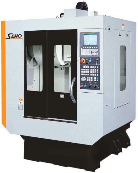 SEHO CNC VERTICAL MACHINING CENTER