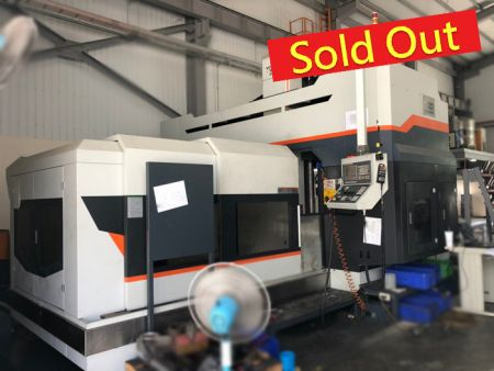 VTEC 5 FACE CNC Double Column Machining Center - SF-2623 VTEC 5 FACE CNC Double Column Machining Center