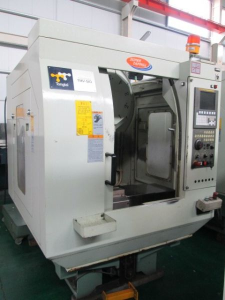 TOPPER TMV-510 CNC TAPPING CENTER