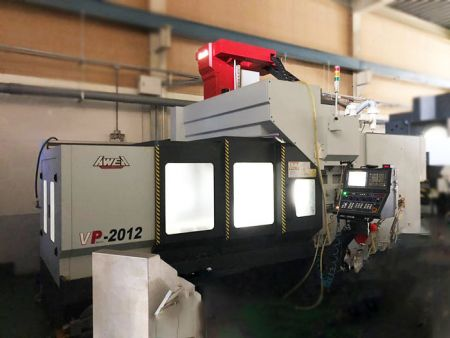 AWEA CNC Double Column Machining Center - VP-2012 AWEA CNC Double Column Machining Center