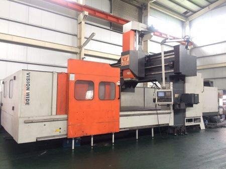 VTEC NF-4233AC CNC DOUBLE COLUMN MACHINING CENTER