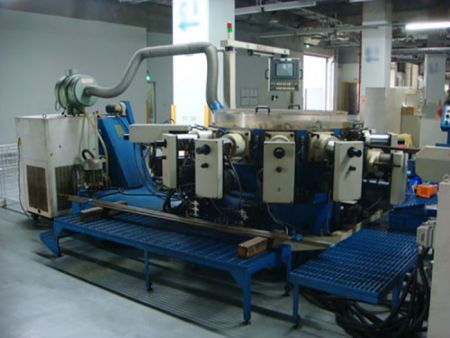 WE FUN WF3212 ROTARY TRANSFER MACHINE
