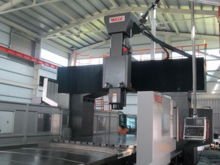 WELE ML540 CNC  5FACE DOUBLE COLUMN MACHINING CENTER