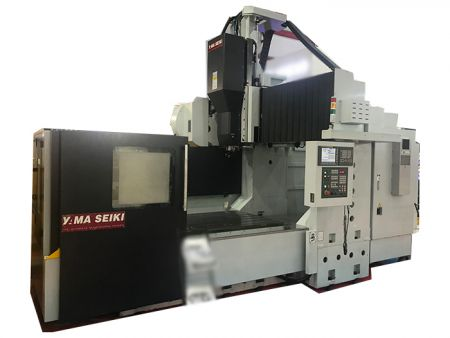 YAMA-SEIKI CNC Double Column Machining Center - YL-2214 YAMA-SEIKI CNC Double Column Machining Center