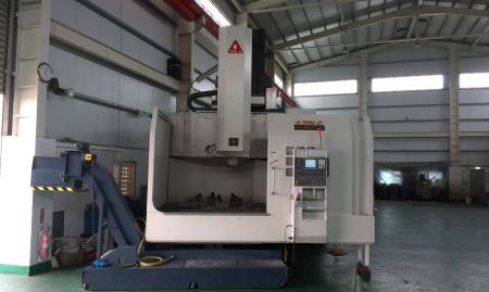 YOU JI YV-1600ATC+C CNC VERTICAL LATHE