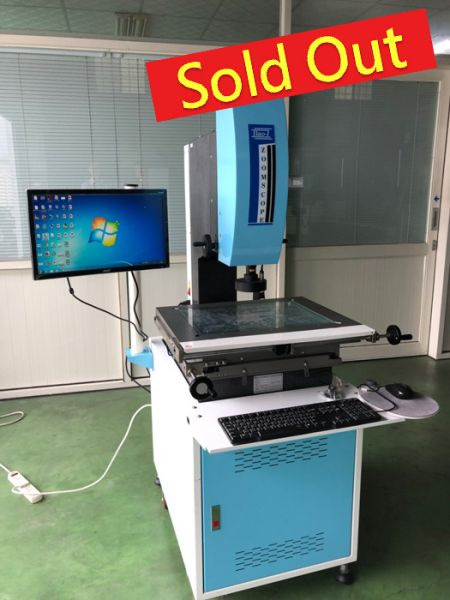 BAO-I Measuring Microscope Machine - ZS-4030-MI BAO-I Vision Precision Tools And Measuring Microscope Machines