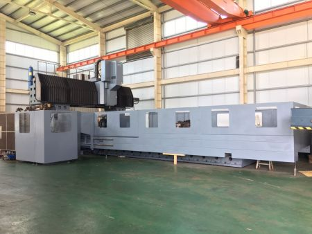 JOHNFORD DMC-8500 5 FACE CNC DOUBLE COLUMN MACHINING CENTER