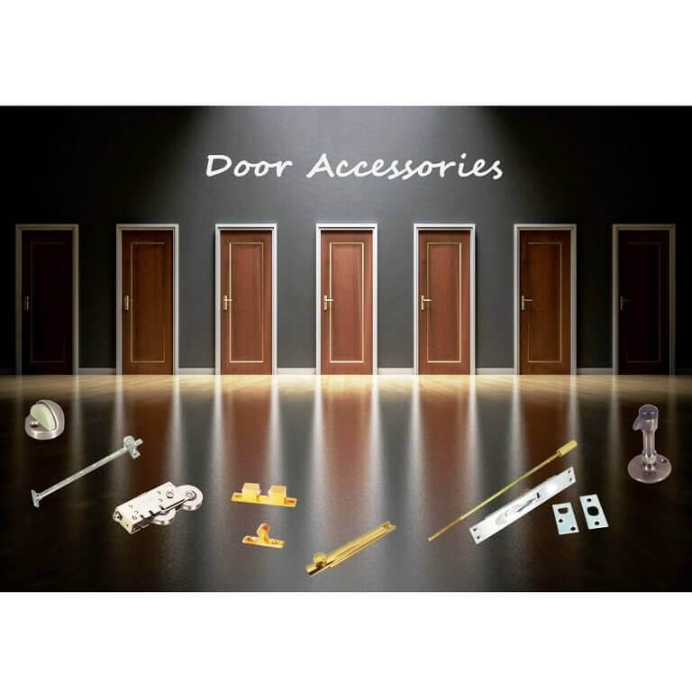 Acessório de porta - Segurança da porta