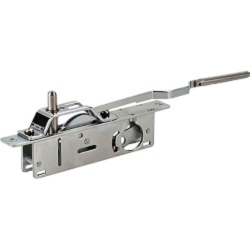 Bottom Rail Deadbolt Lock - Bottom Rail Deadbolt Lock