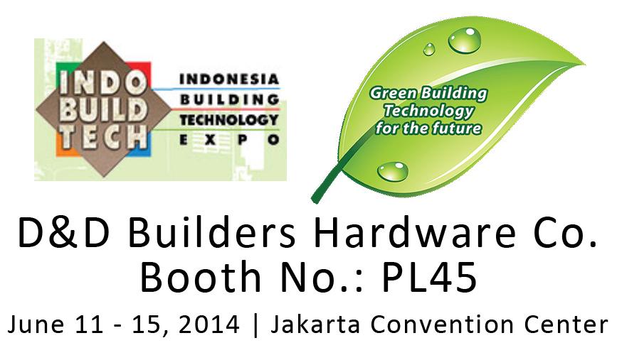 Indonésia Building Technology Expo 2014