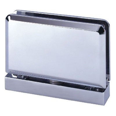 Dobradiça pivotante de vidro
