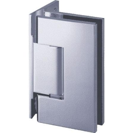 Dobradiças de porta de vidro