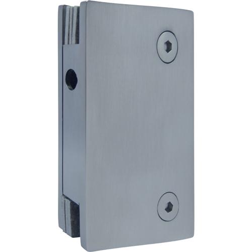 Glass Patch Lock Strike Box - Série quadrada de caixa Strike para PLI-31BST