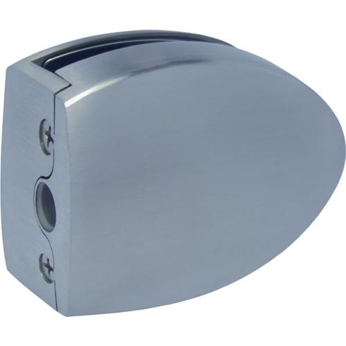Glass Patch Lock Strike Box - Egg design strike box para PLI-40BET