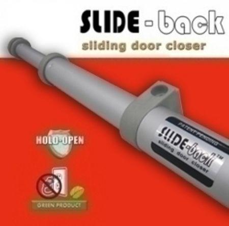3rd generation of SLIDEback sliding door closer