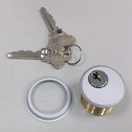 Keyed Mortise Cylinder - Keyed Mortise Cylinder