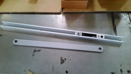 Item no. DC-D3803, slide channel with hold open clip