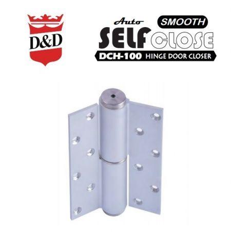 SELFclose Fecho de porta com dobradiça