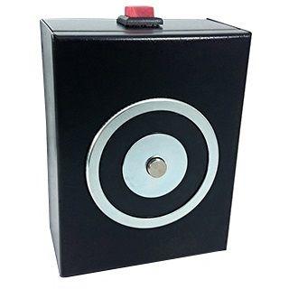 Porta Porta Eletromagnética - Suporte de porta montado na parede