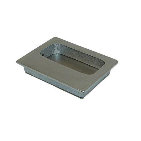 Flush mounted handle