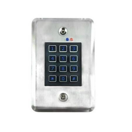 Teclado de superfície - Controlador de acesso