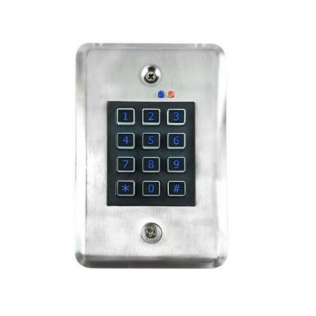 Surface Mounted Keypad - Access controller