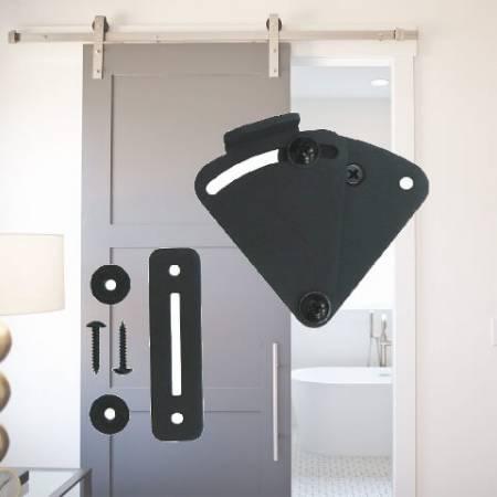 Fechadura da porta do celeiro - Fechadura deslizante da porta do celeiro