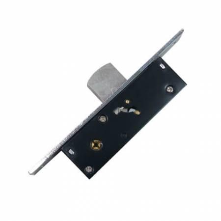 Fechadura de deadbolt para escadas estreitas - Fechadura de ponto único para porta de vaivém
