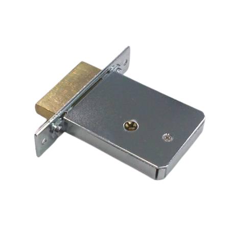 Trava da fechadura de segurança com chave cruzada - Fechadura de porta com fechadura cruzada