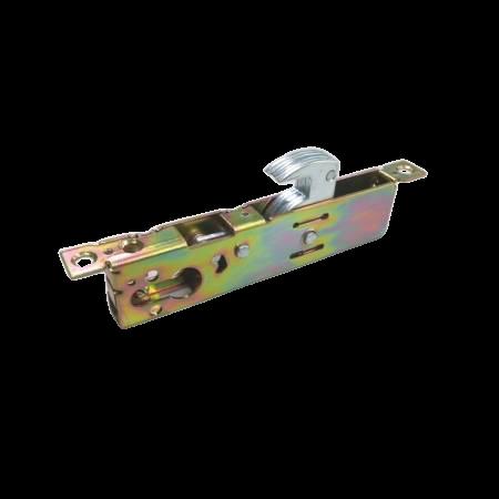 Fechadura de cilindro Euro deslizante de segurança com parafuso de gancho