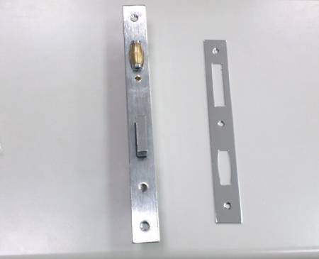 LL-06 mortise roller latch lock with strike