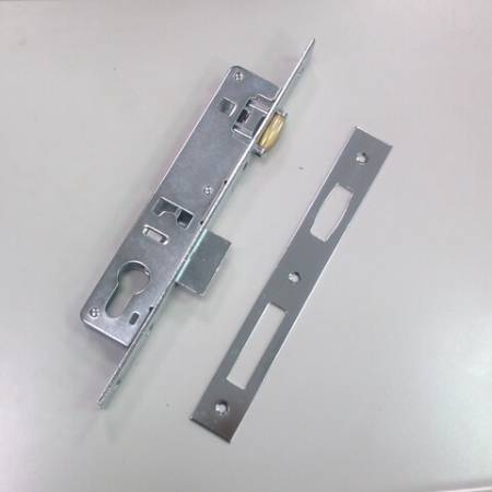 Mortise Roller Latch Lock - Mortise roller latch lock