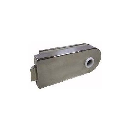Encaixe de alavanca, 160 mm - Encaixe de alavanca de vidro para porta de vidro sem moldura