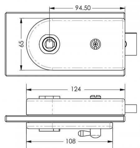 Dimensão de PLI-10MRF