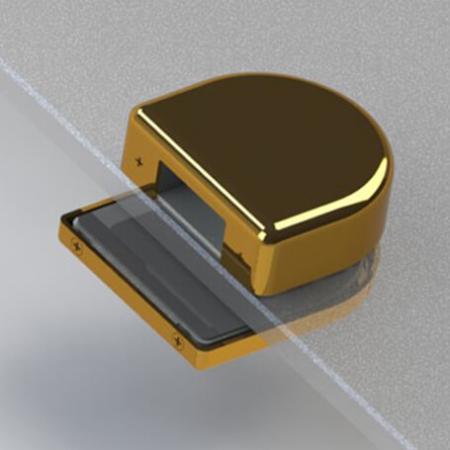 Strike Box para Glass Patch Lock - Strike Box para Glass Patch Lock