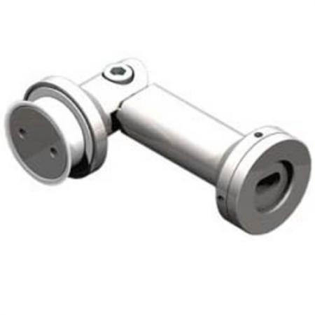 Adjustable Glass Connectors - Single Mount - Adjustable Glass Connectors - Single Mount