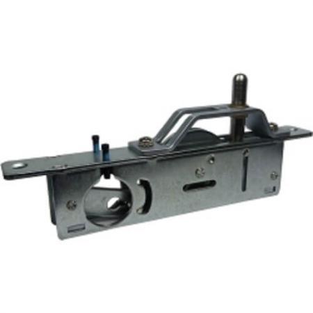 Bottom Rail Deadbolt Lock