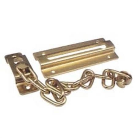 Proteção de porta de corrente de aço