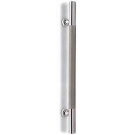 Punhos comerciais das barras do impulso & tração - Barras de apoio, maçanetas de portas comerciais, puxadores de portas comerciais, barras de pressão.