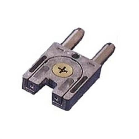 Cross-Key Locks - Zamac Cross Key 2-bolt Lock