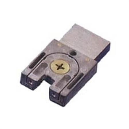 Travas Cruzadas - Zamac Cross Key Lock